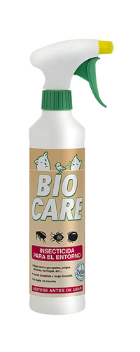 bio-care - pulgas y parásitos en invierno
