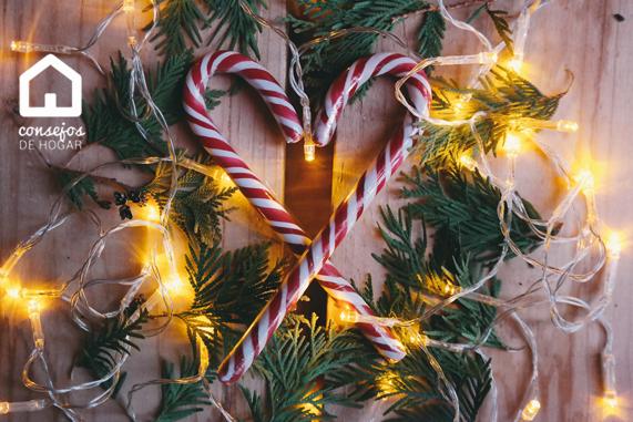 Cinco consejos para evitar riesgos con las luces de Navidad.
