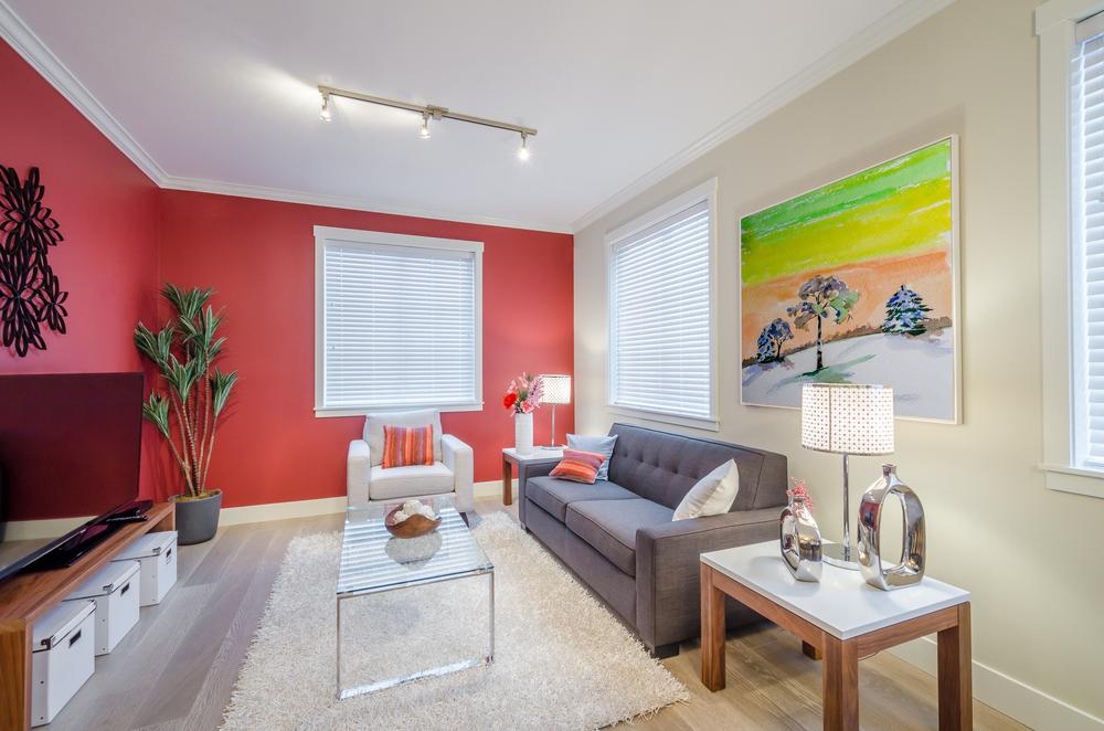 Consejos para escoger el color del salón de casa