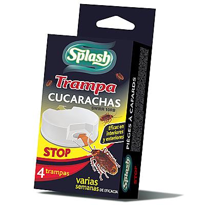 Splash Trampa Cucarachas