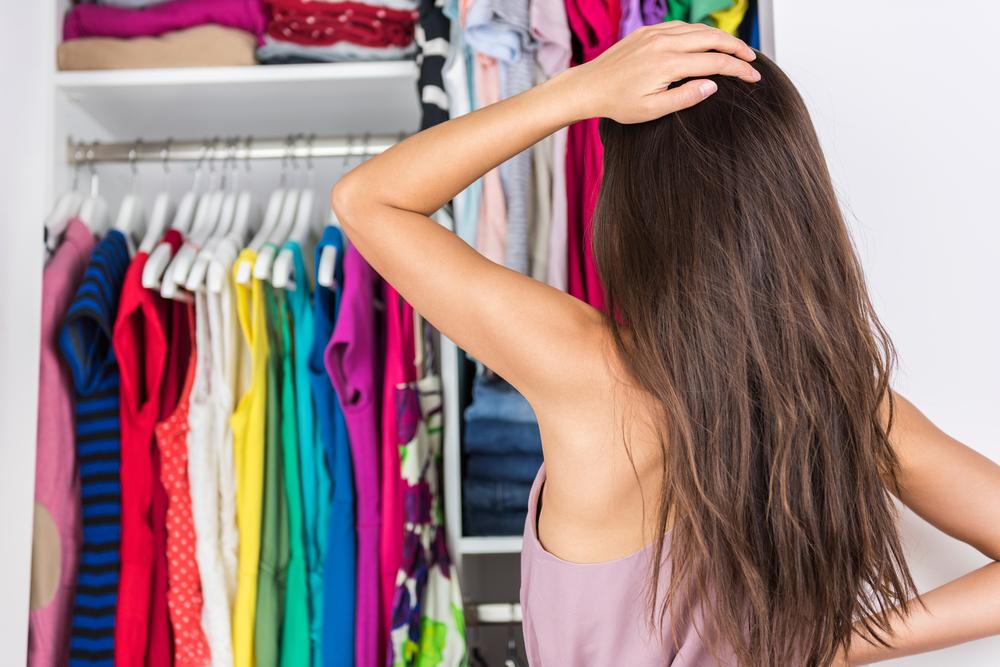 Cambio de Armario. Cómo guardar y organizar la ropa