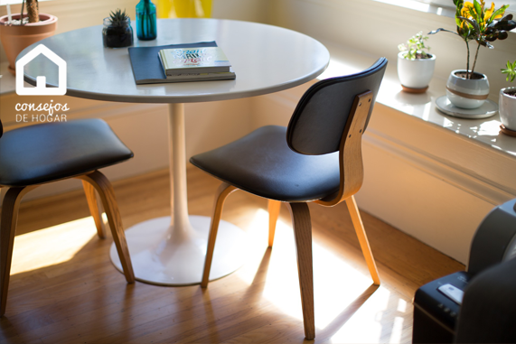 5 Trucos para limpiar muebles de madera