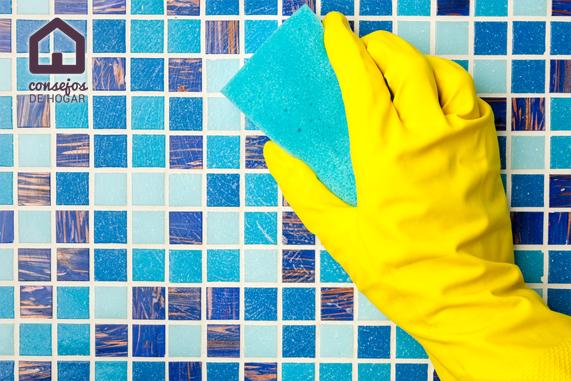 Cómo limpiar juntas de azulejos y baldosas