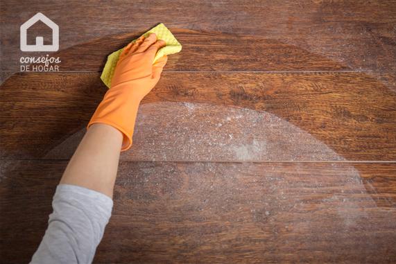 Limpia Muebles Hechicera. Guía de uso en tres pasos