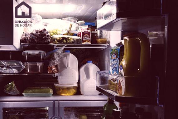 C mo eliminar malos olores de la nevera consejos de hogar - Como eliminar los malos olores ...