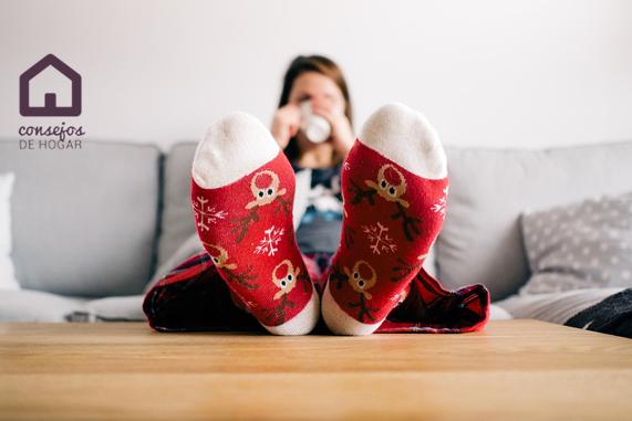 Mantener el hogar caliente