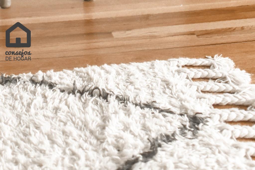 Trucos para limpiar alfombras consejos de hogar - Productos para limpiar alfombras en casa ...